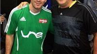 Zico: 'Messi đang bắt đầu vượt qua Pele, Maradona'
