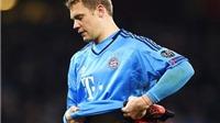 Buffon: 'Neuer siêu đẳng nhưng chưa đạt tầm vĩ đại'