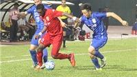 B.Bình Dương – Jiangsu Suning 1-1: 'Đại gia' Trung Quốc không hơn 'đại gia' Việt