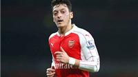 Không thể bắt Oezil đứng mũi chịu sào vì thất bại của Arsenal