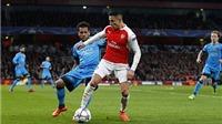 Con số & Bình luận: Arsenal thiếu bản lĩnh ở những trận đấu lớn