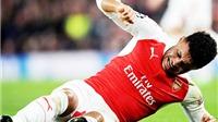 Oxlade-Chamberlain nghỉ hết mùa, có thể lỡ hẹn EURO 2016