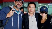 Chùm ảnh: 'Đột nhập' sân bay Đồng Hới, tiễn 'Kong: Skull Island' về lại Hà Nội để đến Ninh Bình