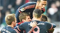 Wolfsburg 0-2 Bayern Munich: Coman chói sáng hơn cả Robben, Ribery, Mueller