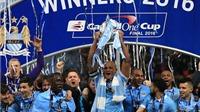Man City và danh hiệu đầu tiên trong mùa giải