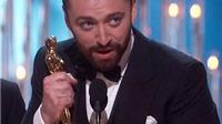 Sam Smith xin lỗi sau khi tuyên bố là người đầu tiên công khai giới tính tại Oscar