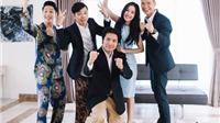 Cặp 'đũa lệch' Kim Lý - Thái Hòa tung hoành trong 'Vệ sĩ Sài Gòn'