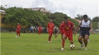 Ngoại giao bóng đá nơi đầu sóng