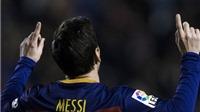 CẬP NHẬT tin sáng 4/3: Messi khoe thành tích trên Facebook. Trận Man United-Liverpool được đổi giờ