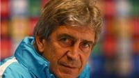 Rời Man City, Pellegrini được Zenit St Petersburg trải thảm đỏ mời về