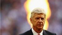 QUAN ĐIỂM: Để vô địch Premier League, Arsenal phải thay thế Wenger