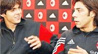 Kaka, Rivaldo và Rui Costa: Dòng chảy của những hộ công