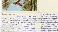 John Lennon đã viết gì trong bức thư tay đầu tiên trong đời?