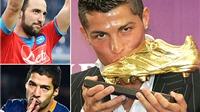Cuộc đua Chiếc giày Vàng châu Âu: Cuộc đua 'Pichichi thu nhỏ'?