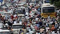 Đề xuất 'lạ' chống tắc đường ở Hà Nội: Phân luồng theo giờ