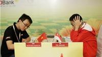 Giải cờ vua quốc tế HD Bank 2016: Trường Sơn lùi lại nhóm 2