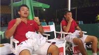 Cú hích vô giá của quần vợt Việt Nam