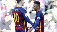 Barca 6-0 Getafe: Thắng hủy diệt, Barca xây chắc ngôi đầu