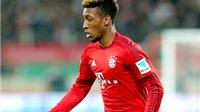 Bayern Munich: Coman đã sẵn sàng tái ngộ Juve