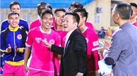 CLB Hà Nội bất ngờ thắng lớn trước khi chuyển 'hộ khẩu'