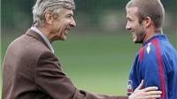 Beckham và Vieira đồng loạt 'bảo vệ' Arsene Wenger