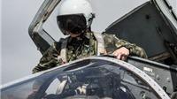 VIDEO: Ngắm các máy bay Nga 'ca khúc khải hoàn' rời Syria về nước