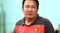 HLV Hoàng Văn Phúc: 'Lối chơi bóng ngắn đã định hình'