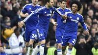 Chelsea 2-2 West Ham: Cú đúp của Fabregas không thể giúp Chelsea chiến thắng