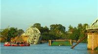 Bắt giữ 2 đối tượng liên quan đến vụ sập cầu Ghềnh ở Đồng Nai