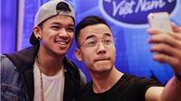 Trọng Hiếu đến Đà Nẵng lôi kéo thí sinh Vietnam Idol 2016