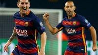 Messi đã nhiều lần nhường quyền đá 11m cho Mascherano nhưng…