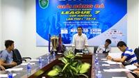 Bóng đá ngoại hạng League 7 thu hút 8 đội tham gia