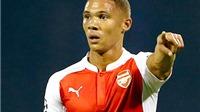 Muốn trở lại tuyển Anh, Gibbs phải rời Arsenal
