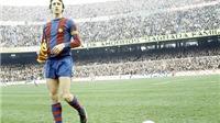 Johan Cruyff đã thay đổi Barcelona 1 lần, 2 lần và mãi mãi