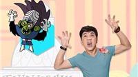 NSƯT Thành Lộc lồng tiếng cho siêu phẩm hoạt hình Mỹ 'Powerpuff Girls'
