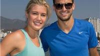 Eugenie Bouchard hẹn hò tình cũ Sharapova?