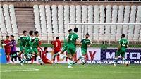 Trọng tài trận Iraq – Việt Nam sòng phẳng