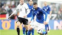 Người Đức dạy người Italy đá bóng