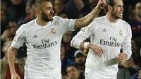 Điểm nhấn 'Kinh điển': MSN mệt mỏi, sa sút. Bale là mối đe dọa số 1