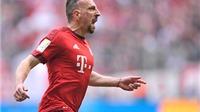 Bayern Munich: 'Nhà Vua' Ribery đã trở lại