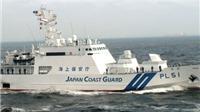 Nhật Bản triển khai 12 tàu bảo vệ quần đảo tranh chấp