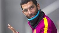 Hàng tiền vệ Barca: Arda Turan vẫn đang là 'người thừa'