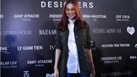 Thanh Hằng giản dị mà nổi bật ở lễ công bố Vietnam Fashion Week 2016