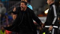 Simeone: 'Tôi không được nói hết điều mình nghĩ. Tôi không nên nói về Torres'
