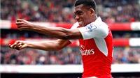 Arsenal: Wenger đáng được ngợi ca về Iwobi