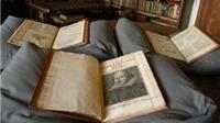 Tìm thấy cuốn 'First Folio' mới của Shakespeare ở Scotland