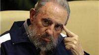 Nhà lãnh tụ Cuba Fidel Castro bất ngờ xuất hiện trước công chúng