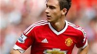 Darmian bị chỉ trích gay gắt vì mắc lỗi ở cả 3 bàn thua của Man United