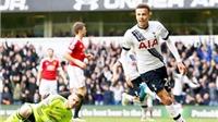 ĐIỂM NHẤN Tottenham 3-0 Man United: 6 phút thảm họa của Man United, Van Gaal lạc lối, Spurs giải tỏa áp lực
