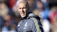 Zidane có làm được như Enrique?